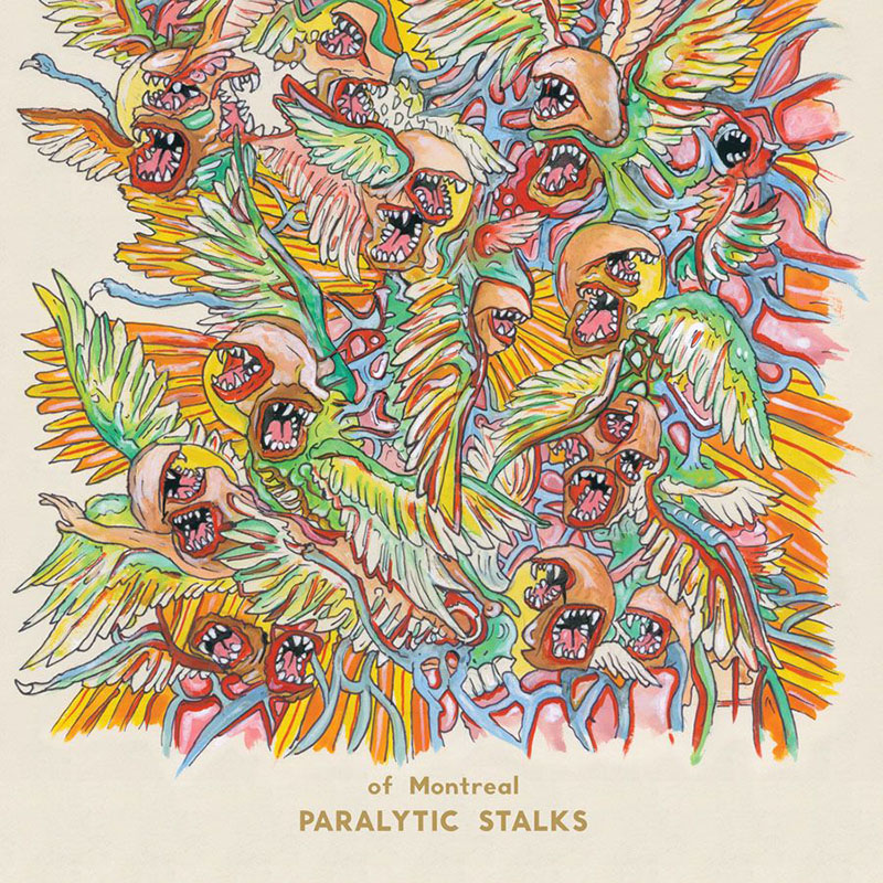 Of Montreal: Paralytic Stalks post image