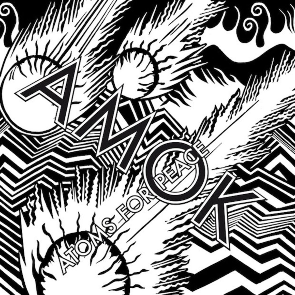 Atoms For Peace: Amok post image