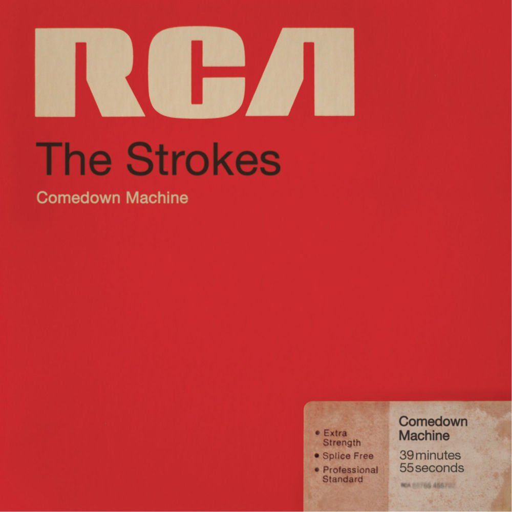 The Strokes: Comedown Machine post image