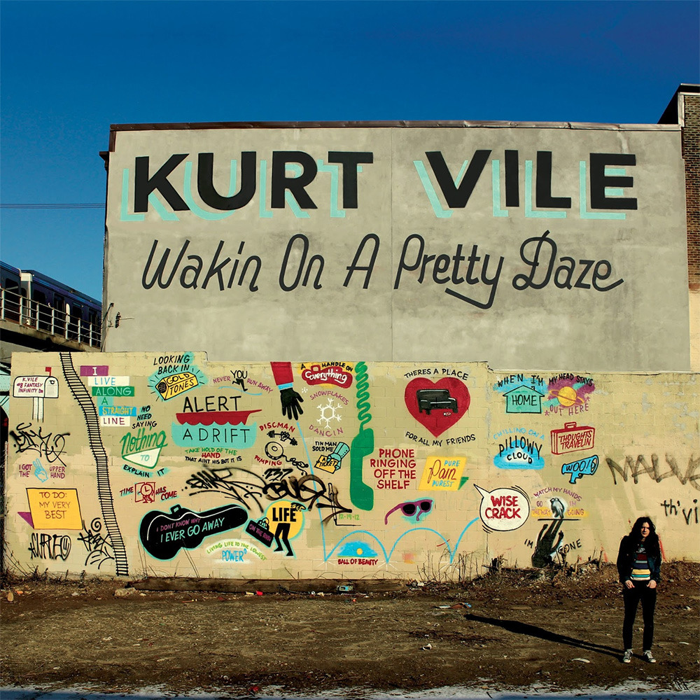 Kurt Vile: Wakin On A Pretty Daze post image