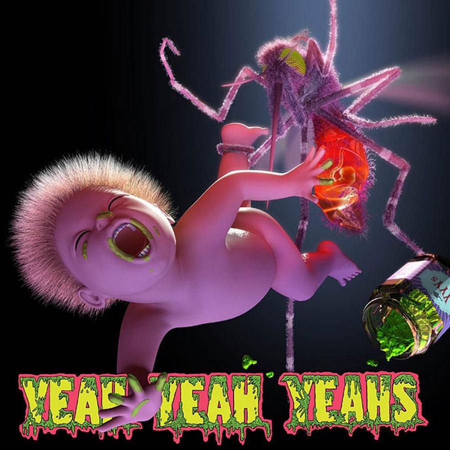 Yeah Yeah Yeahs: Mosquito post image
