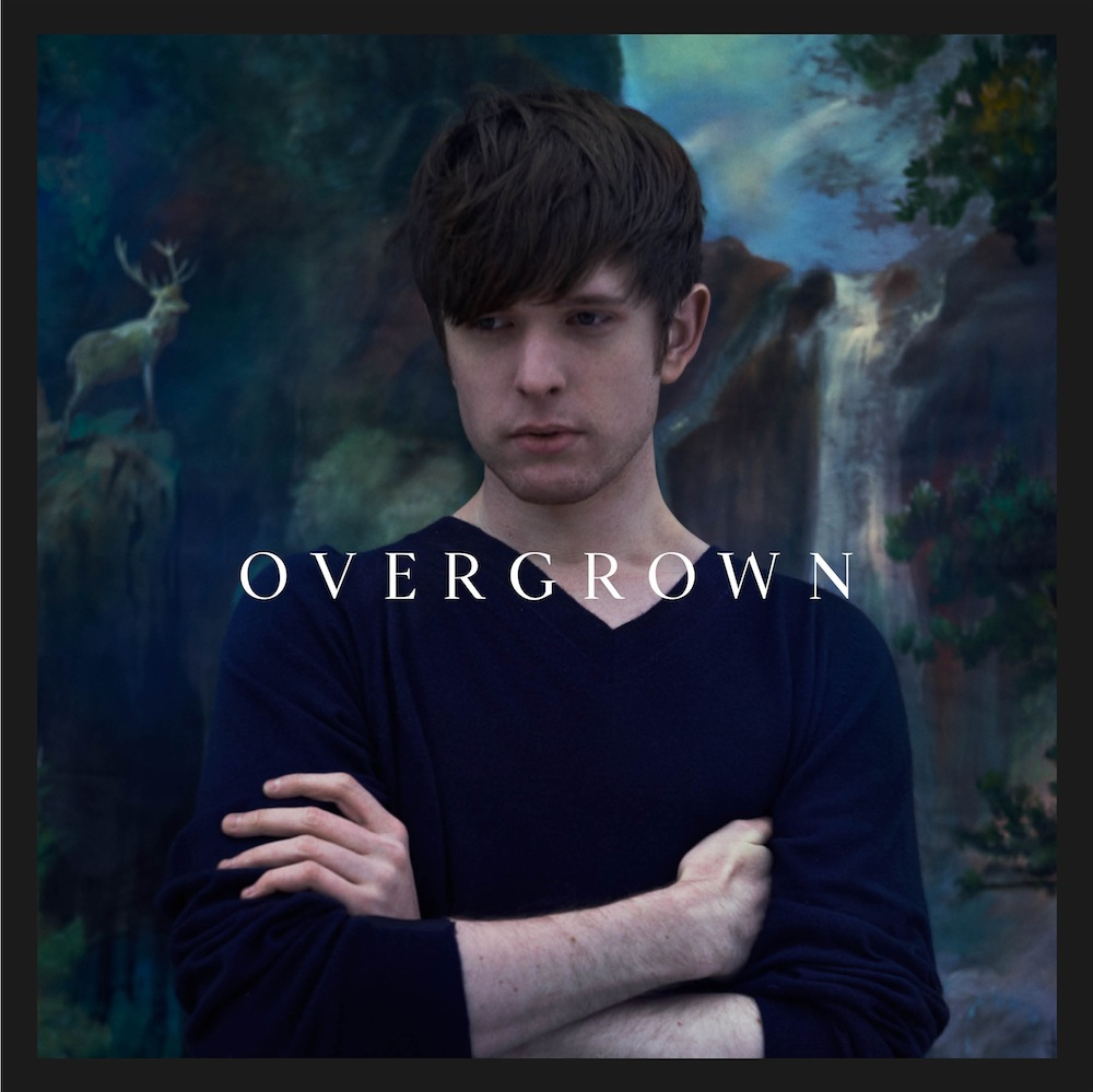 James Blake: Overgrown post image