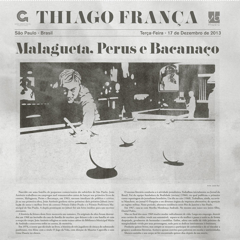 Thiago França: Malagueta, Perus e Bacanaço post image