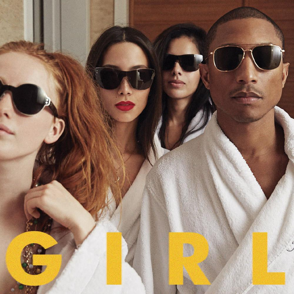 Pharrell: G I R L post image